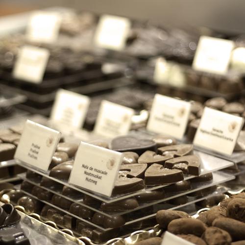 Chocolats belges