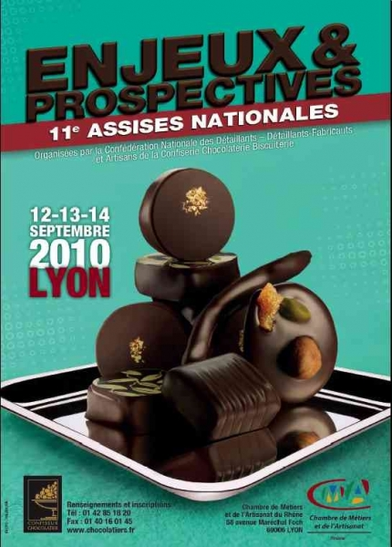 Assises Nationales du chocolat 2010