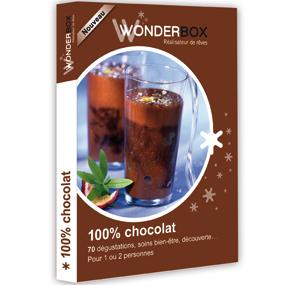 Wonderbox chocolat