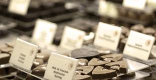 La réputation des chocolats belges ne se dément pas