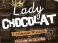 Lady Chocolat : un spectacle sur le chocolat, à Paris