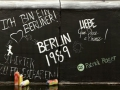 Patrick Roger reproduit le mur de Berlin... en chocolat !