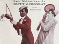 Spectacle Chocolat, histoire du premier clown noir