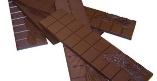 Le chocolat noir contre la cirrhose du foie