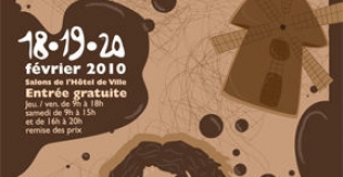 12ème Grand Concours National de la Ville de Bordeaux Le Chocolat 2010