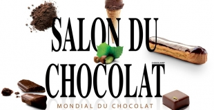 Ouverture du Salon du Chocolat à Paris