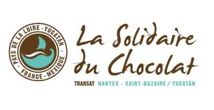 Une fresque créée pour la Solidaire du Chocolat