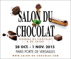Salon mondial du chocolat et du cacao
