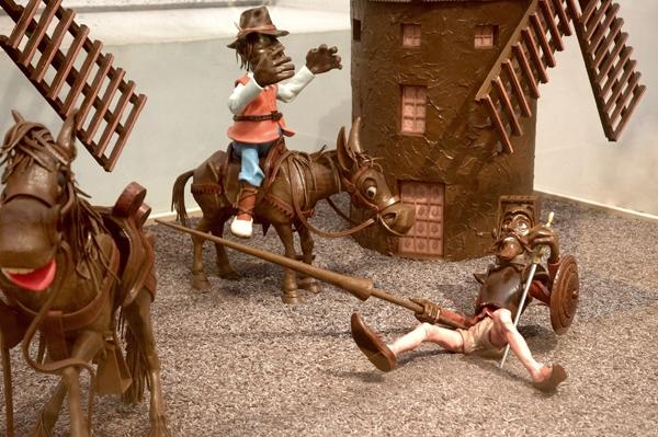Musée du chocolat barcelone
