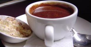 Chocolats chauds de nos grands-mères