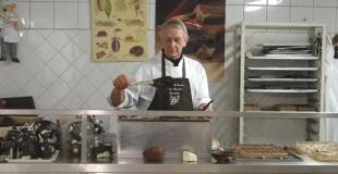 Musée du cacao et du chocolat à Bruxelles