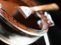 Bouillie au chocolat, un régal pour bébé, mais pas seulement !