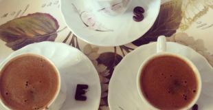 Chocolat chaud de Mamie