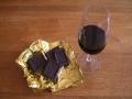 Marier chocolat et vin