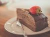 Gâteau chocolat et marrons