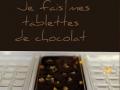 Je fais mes tablettes de chocolat de Anne Deblois