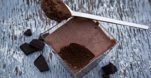 Mousse au chocolat ultra simple